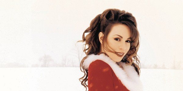 Mariah Carey – 'Merry Christmas'