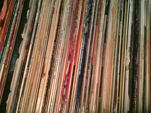 Jeff Buckley's Record Collection