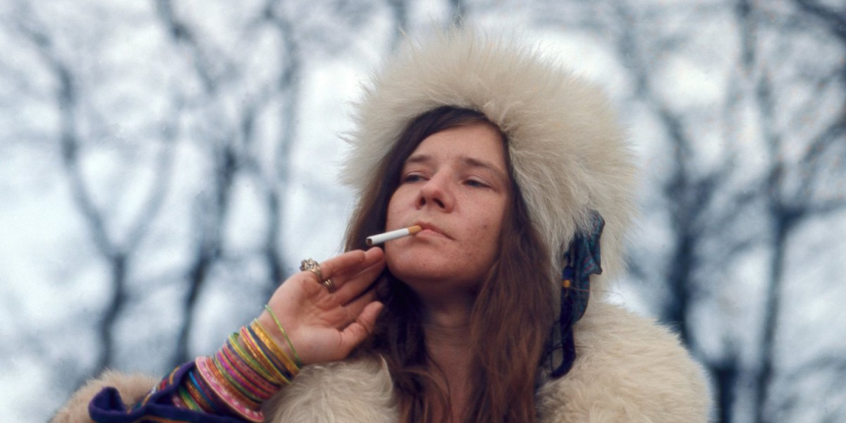 'Janis: Little Girl Blue'