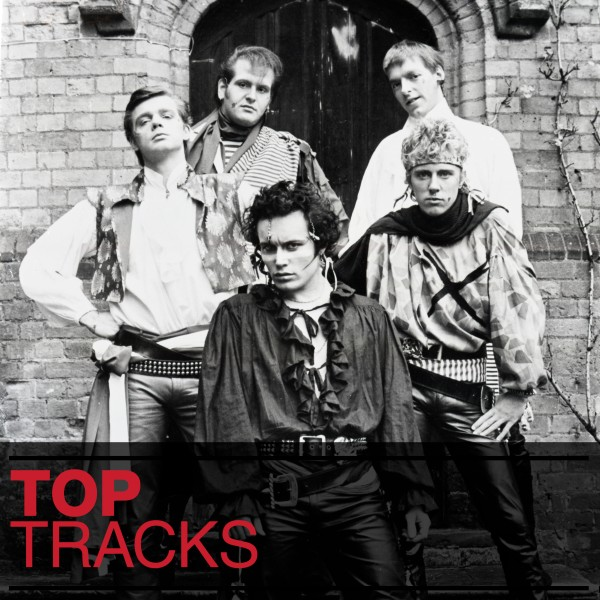 Adam and the Ants – Top tracks