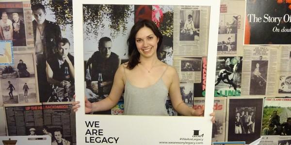 Sony Spotlight: Sara Irvine