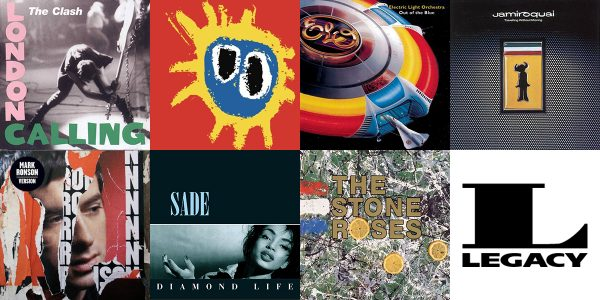 50 Legendary British Albums