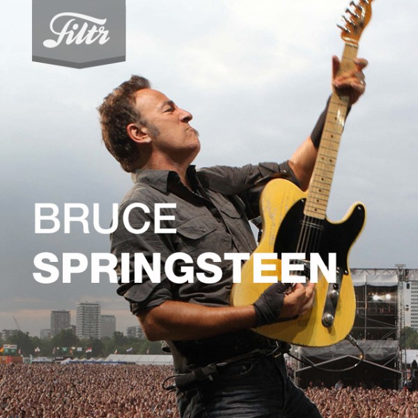 Bruce Springsteen – Top tracks