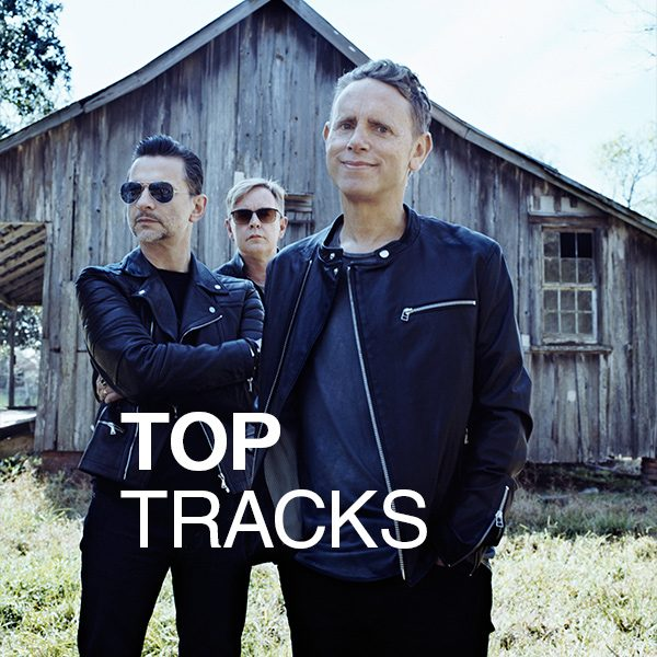 Depeche Mode: Top tracks