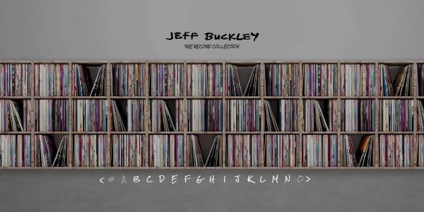Jeff Buckley: The Record Collection