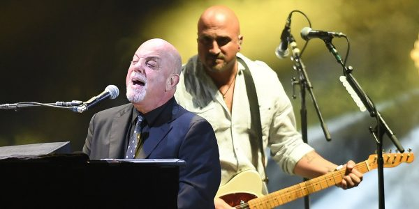 Billy Joel's Wembley Performance