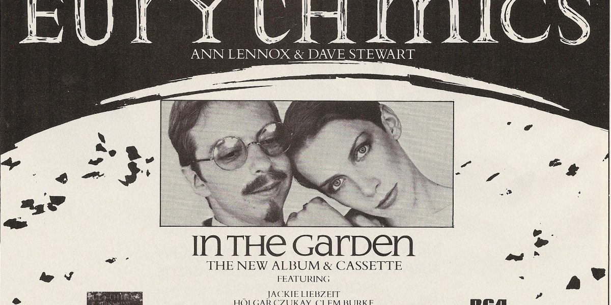 Happy Birthday 'In The Garden'