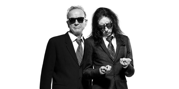 Artist of the Month: Dr John Cooper Clarke & Hugh Cornwell