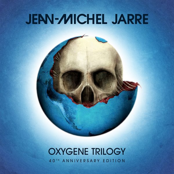 JEAN-MICHEL JARRE: OXYGENE 3 – OUT NOW