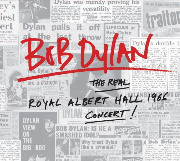 'Bob Dylan – The Real Royal Albert Hall Concert' – Out Now