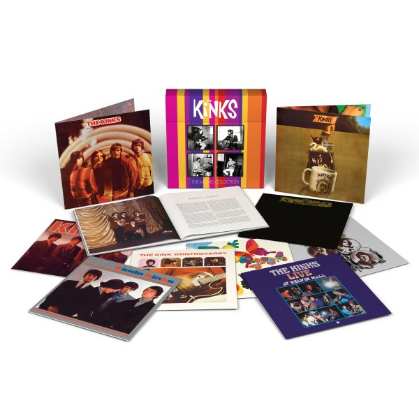 Win 'The Kinks – The Mono Collection'