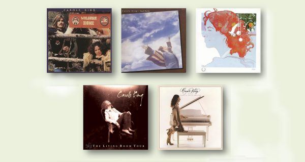 CAROLE KING – RARITIES OUT NOW