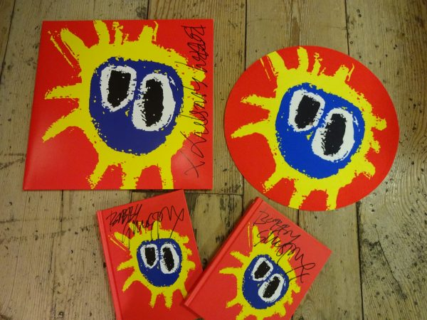 Win Signed Screamadelica Swagnificnce
