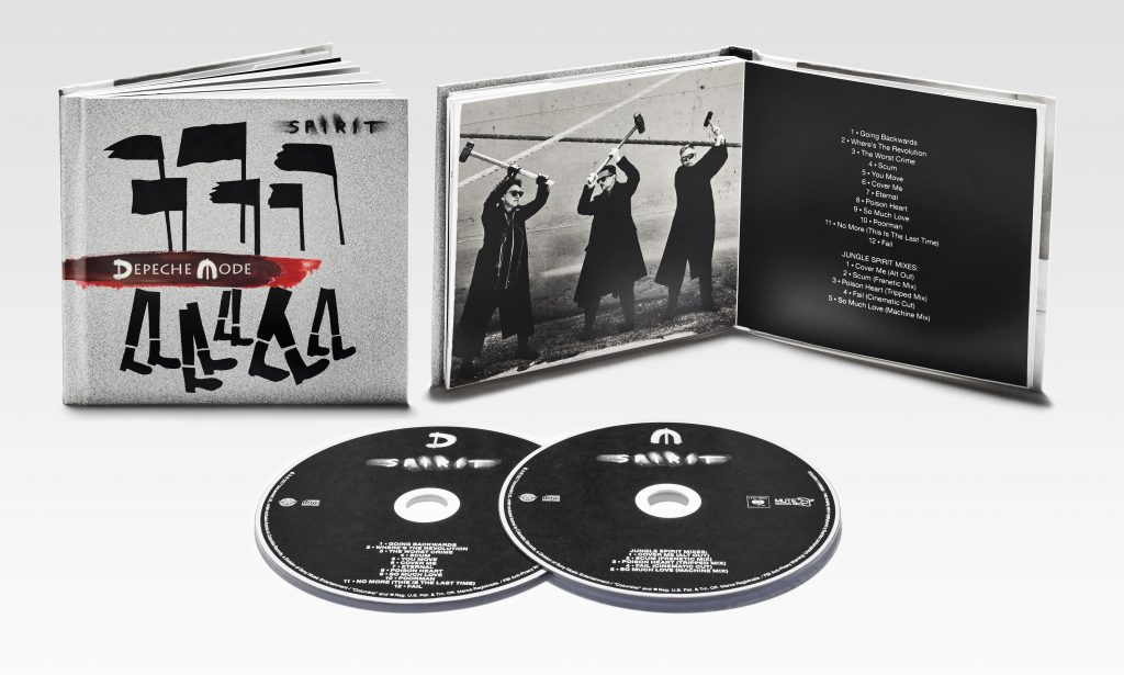 Depeche Mode – 'Spirit' – March 17