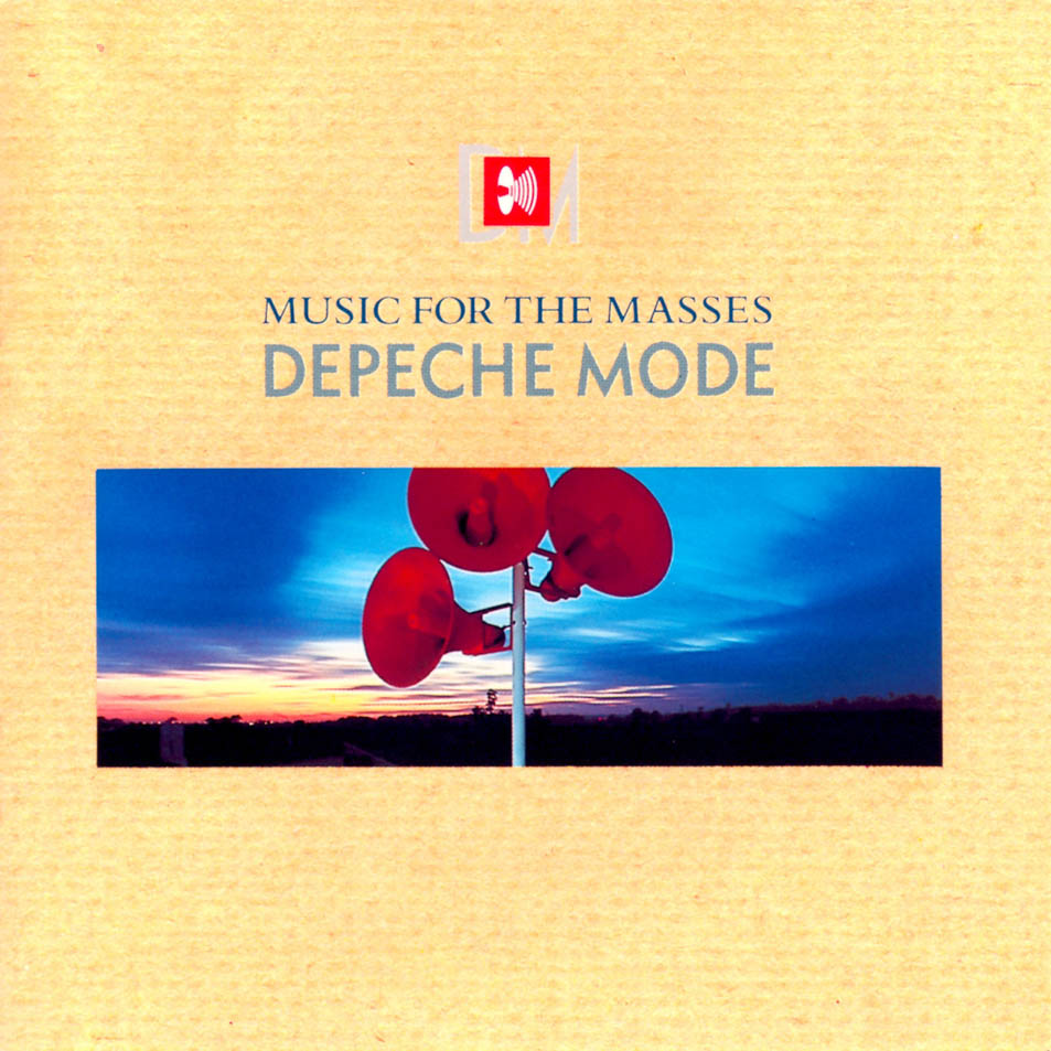 Depeche Mode – Reissued LPs