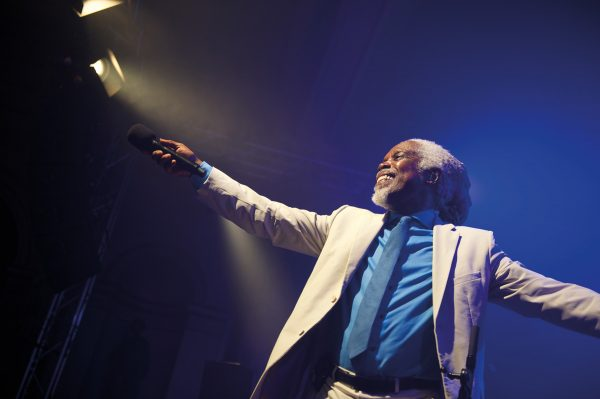 Artist of the Month: Billy Ocean