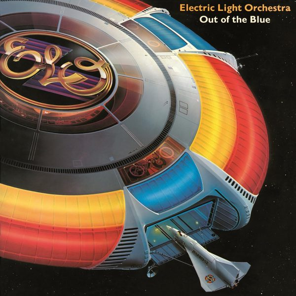 ELECTRIC LIGHT ORCHESTRA – 'OUT OF THE BLUE', 40TH ANNIVERSARY PICTURE DISC