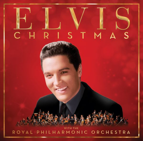 'Christmas With Elvis Presley & The Royal Philharmonic Orchestra'