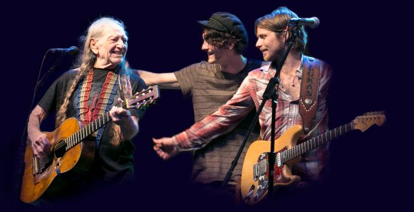Announcing 'Willie Nelson & The Boys'