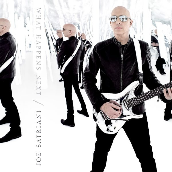 JOE SATRIANI – 'WHAT HAPPENS NEXT?' – OUT NOW
