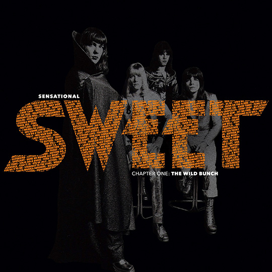 'The Sensational Sweet (Chapter One: The Wild Bunch)' – Out Now