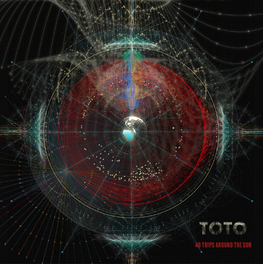 Toto – '40 Trips Around The Sun' – Out February 9