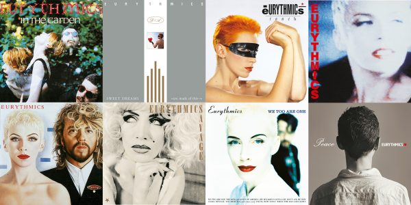 HUGE EURYTHMICS VINYL RE-RELEASE THIS  YEAR