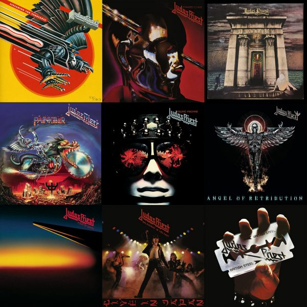 JUDAS PRIEST – NINE KILLER CLASSICS FROM THE METAL GODS – OUT NOW