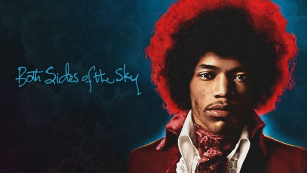 JIMI HENDRIX – 'BOTH SIDES OF THE SKY' – OUT MARCH 2018