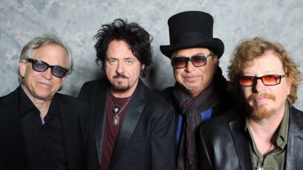 Artist of the Month: Toto