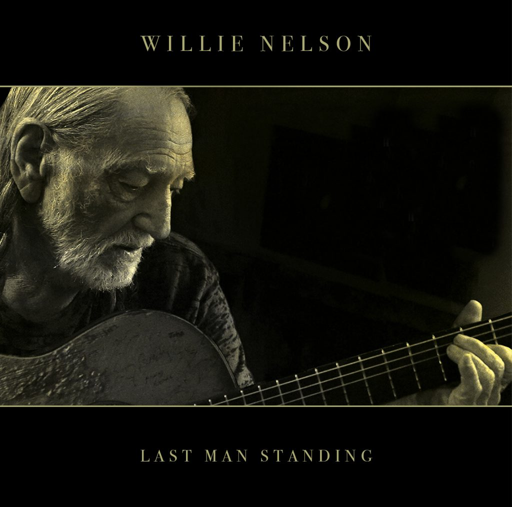 WILLIE NELSON 'LAST MAN STANDING'