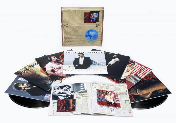 'BRUCE SPRINGSTEEN: THE ALBUM COLLECTION Vol. 2, 1987-1996' – OUT NOW