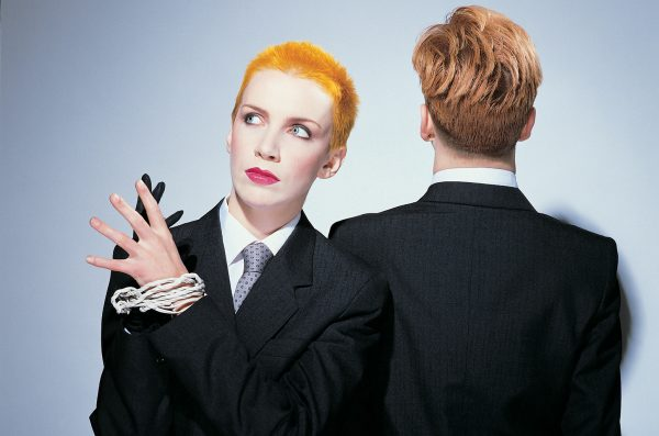 Artist of the Month: Eurythmics