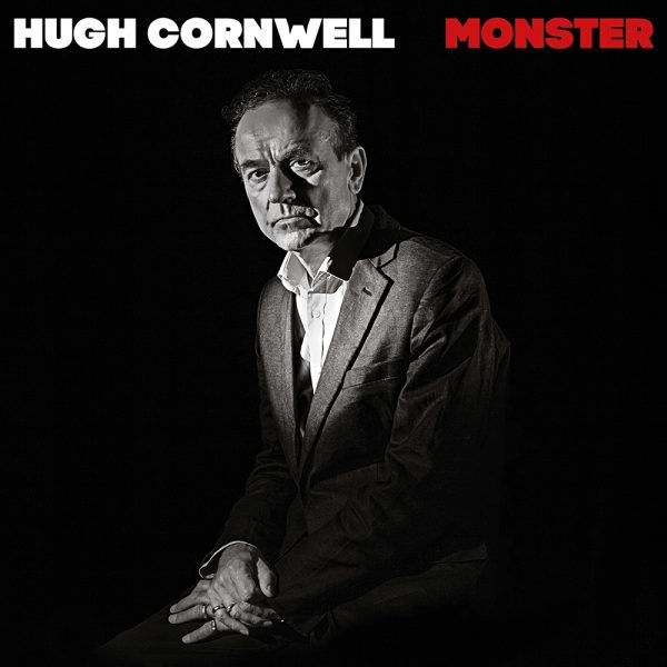 Hugh Cornwell to release 'Monster'