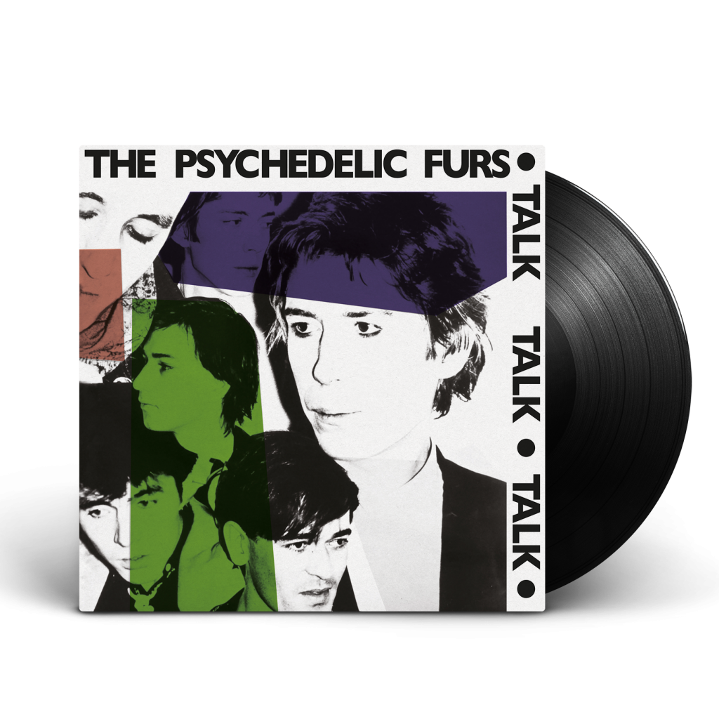 THE PSYCHEDELIC FURS, ALL SEVEN ALBUMS ON HEAVYWEIGHT VINYL, OUT NOW