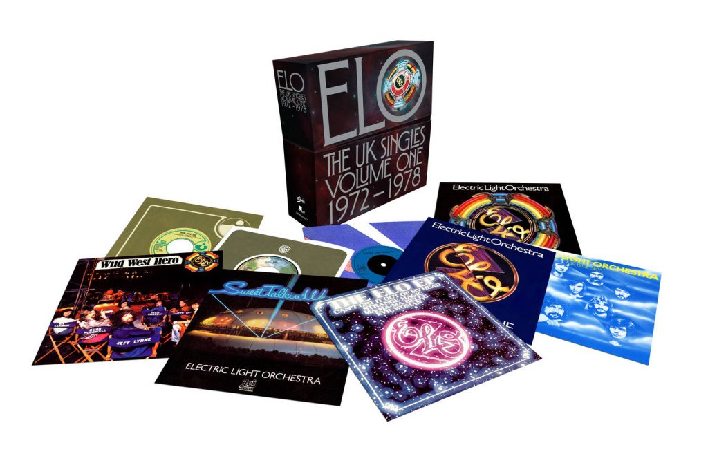 ELO – 'The UK Singles Vol. One: 1972-1978' – Out Now