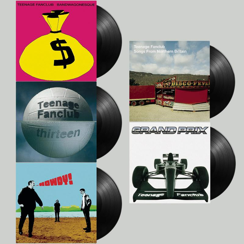 Artist of the Month: Teenage Fanclub