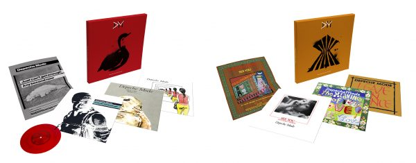 Depeche Mode Singles, Remastered & Reissued on 12″ Vinyl – OUT NOW