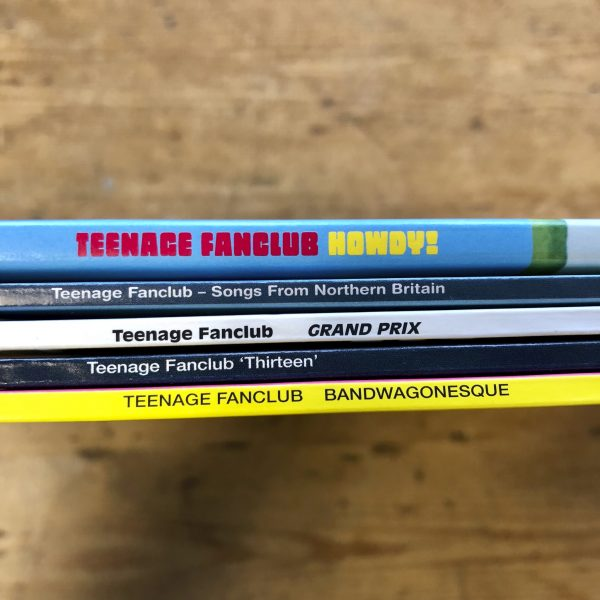 Teenage Fanclub Creation Years Vinyl – Out Now