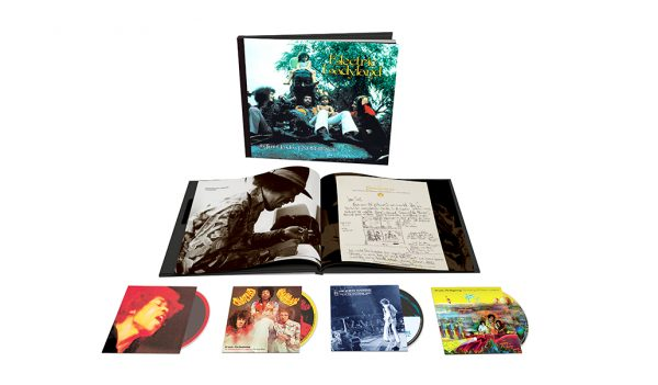 'Electric Ladyland' – 50th Anniversary Deluxe Edition – OUT NOW
