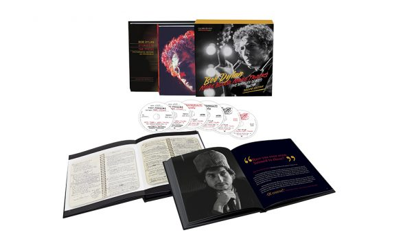 BOB DYLAN – 'MORE BLOOD, MORE TRACKS – THE BOOTLEG SERIES VOL. 14' – OUT NOW