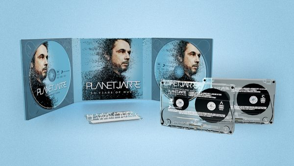 Jean-Michel Jarre – 'Planet Jarre' Out Now