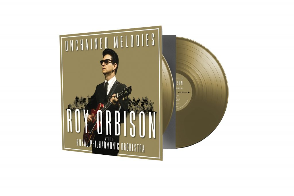 'Unchained Melodies: Roy Orbison with the Royal Philharmonic Orchestra' – OUT NOW