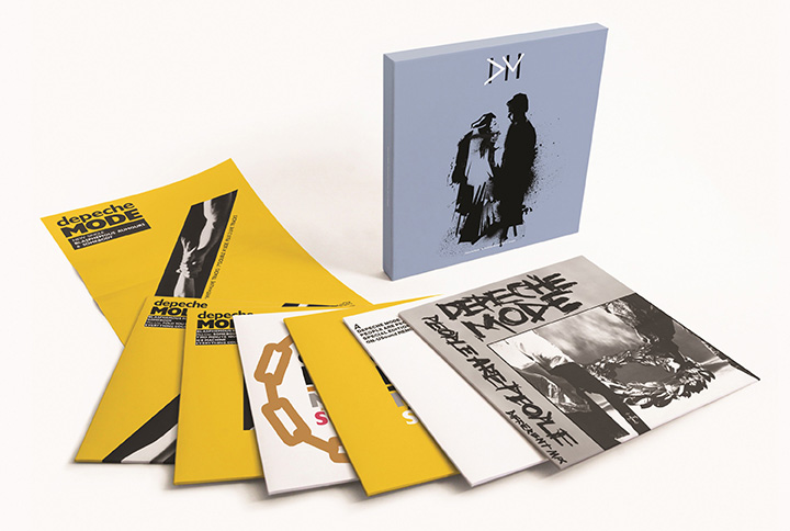 DEPECHE MODE 12″ SINGLES SERIES CONTINUES – OUT NOW
