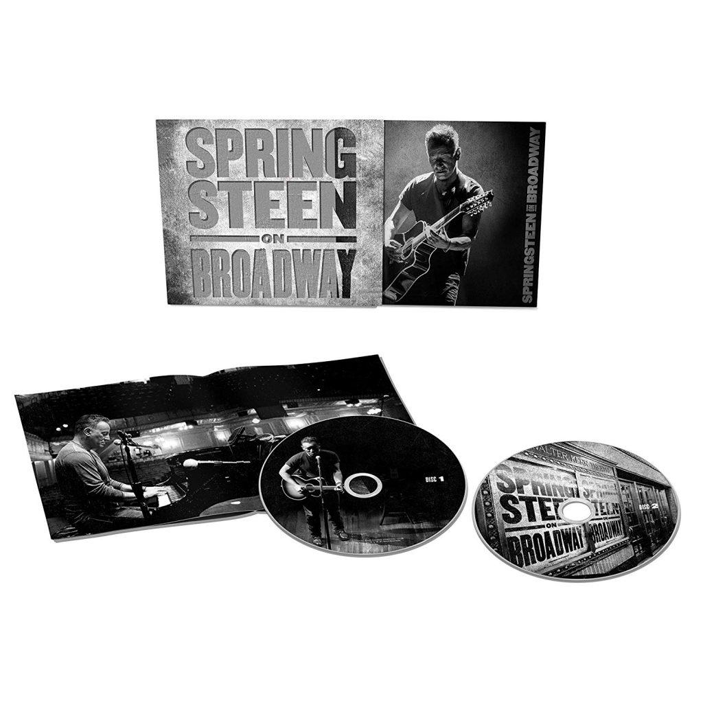 SPRINGSTEEN ON BROADWAY – ALBUM & NETFLIX SHOW
