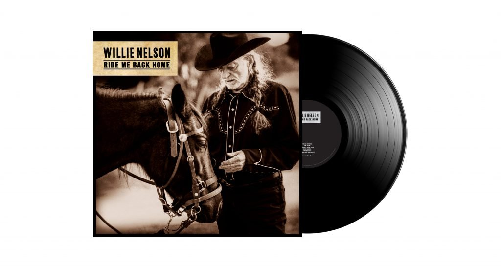 WILLIE NELSON'S 69TH STUDIO ALBUM 'RIDE ME BACK HOME' AVAILABLE NOW