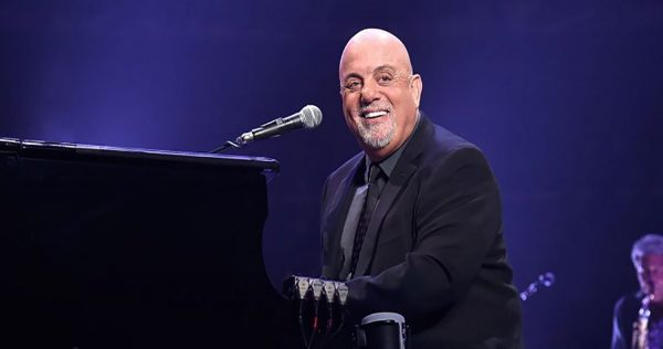 Artist of the Month: Billy Joel