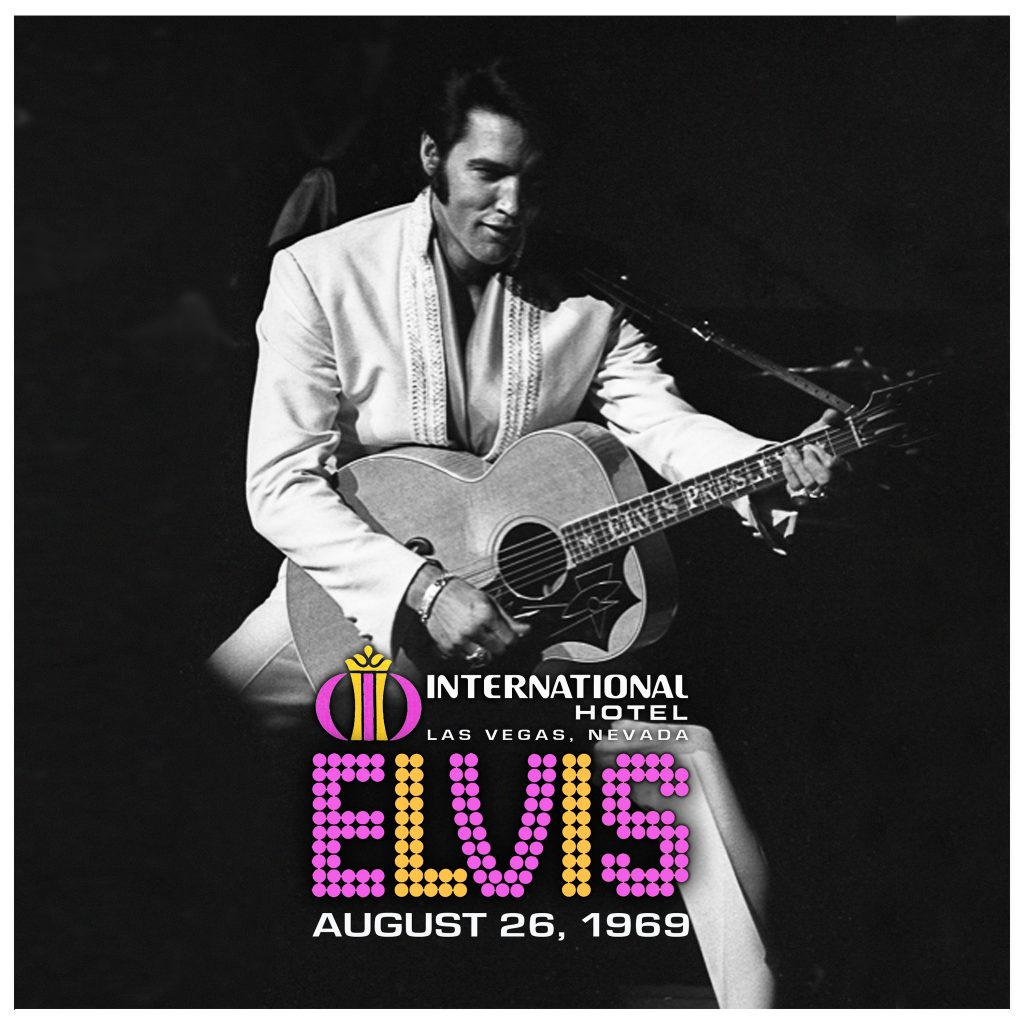 CELEBRATING ELVIS PRESLEY'S SPIRIT OF '69