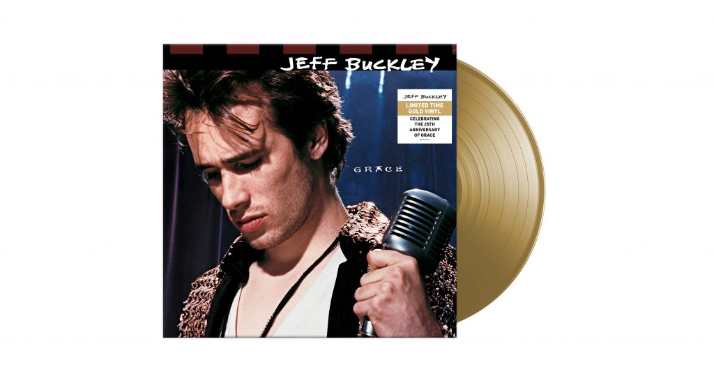 Jeff Buckley's 'Grace', the 25th Anniversary
