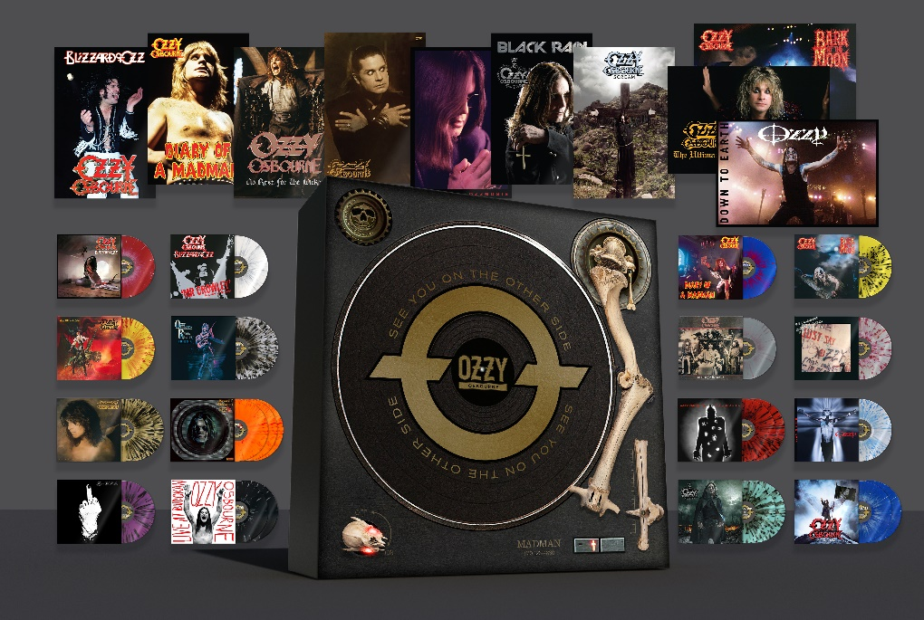Ozzy Osbourne – 'See You On The Other Side'